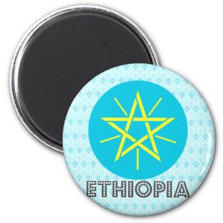 Ethiopia Coat of Arms Magnet