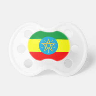 ethiopia country flag long symbol pacifier