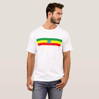 ethiopia country flag long symbol T-Shirt