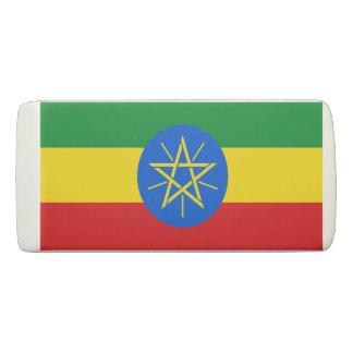 Ethiopia Flag Eraser