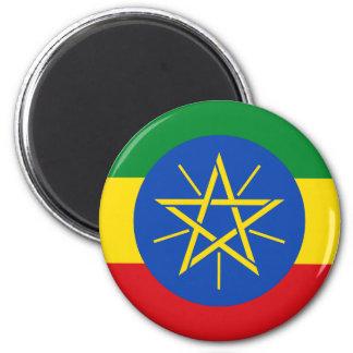 Ethiopia Flag ET Magnet