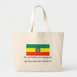Ethiopia Jumbo Tote Bag