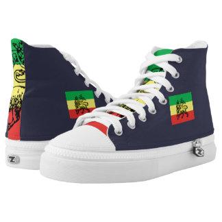 Ethiopia Lion Sneakers