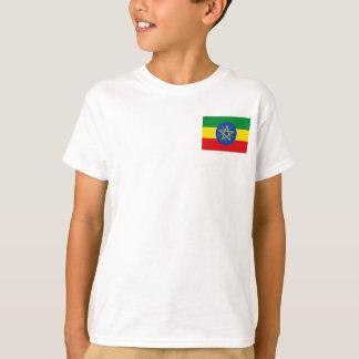 Ethiopia National World Flag T-Shirt