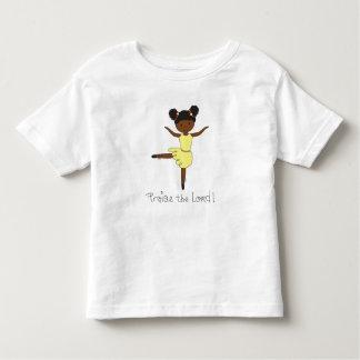 Ethiopian Ballerina Toddler T-shirt