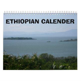 Ethiopian Calender Calendar