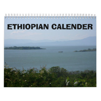 Ethiopian Calender Wall Calendars