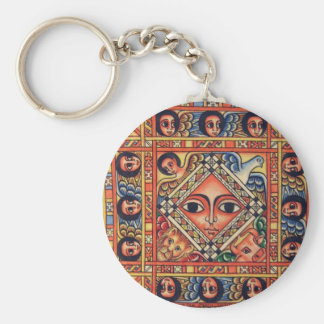 Ethiopian  icon keychain
