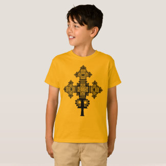 Ethiopian Orthodox Cross T-Shirt