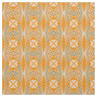ethnic african geometric pattern fabric