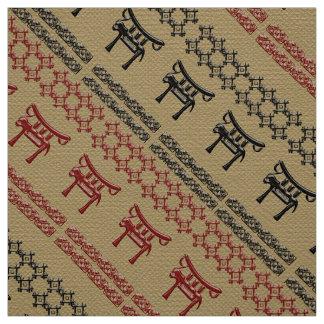 ethnic african seamless pattern fabric