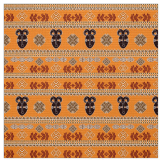ethnic african striped tribal pattern. fabric