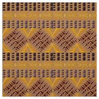 ethnic african tribal geometric pattern fabric