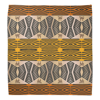 ethnic african tribal pattern bandannas