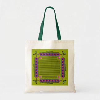 Ethnic: Banana Budget Tote Bag