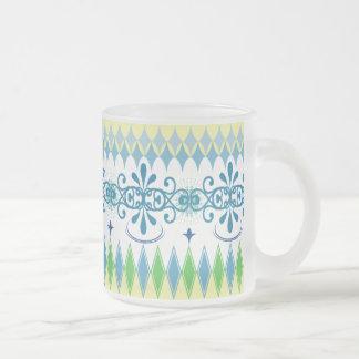 Ethnic Blue Mug 02