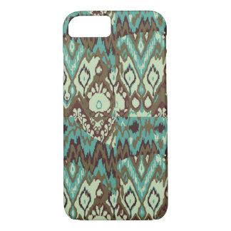 Ethnic bohemian arabesque geometric pattern iPhone 7 case