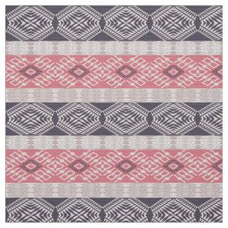 ethnic boho style geometric pattern fabric