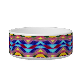 Ethnic Colorful Pattern Bowl