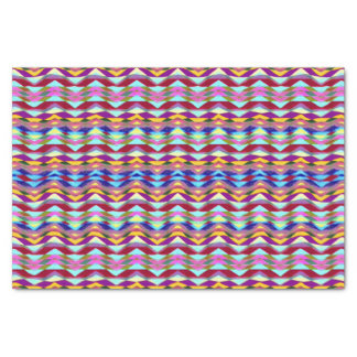 Ethnic Colorful Pattern Tissue Paper