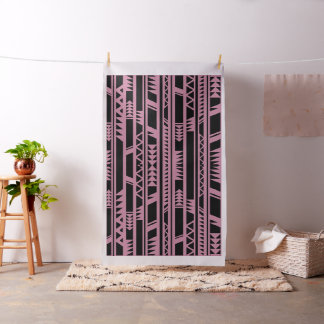 Ethnic Design Tribal Print Fabric