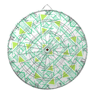Ethnic Geo Seamless Pattern Dart Board