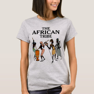 Ethnic Groups of Africa | The African Tribe T-Shirt