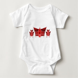 ethnic home baby bodysuit