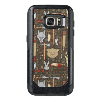 Ethnic Hunting Pattern OtterBox Samsung Galaxy S7 Case