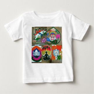 Ethnic Indian design Baby T-Shirt