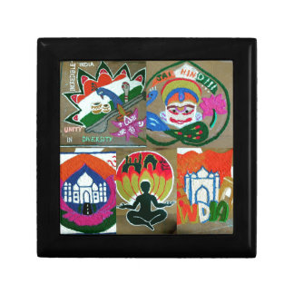 Ethnic Indian design Gift Box