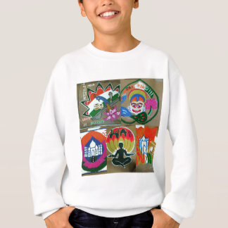 Ethnic Indian design Sweatshirt