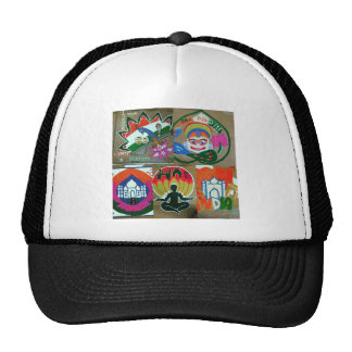 Ethnic Indian design Trucker Hat