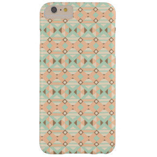 Ethnic Moroccan Motifs Seamless Pattern 18 Barely There iPhone 6 Plus Case