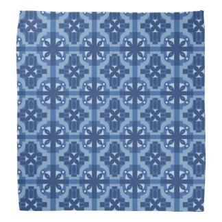 Ethnic Moroccan Motifs Seamless Pattern 2 Bandanas