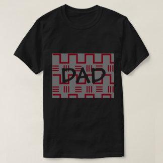 Ethnic Mud Cloth Dad Shirt