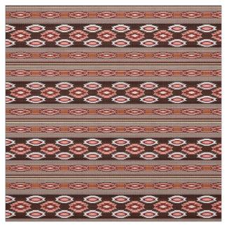 ethnic navajo seamless pattern fabric