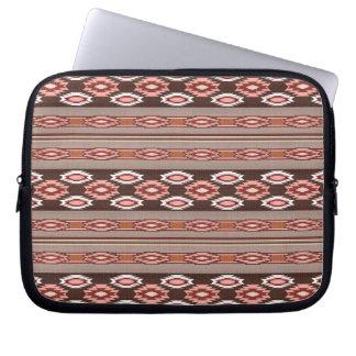ethnic navajo southwestern pattern laptop sleeve