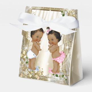 Ethnic Prince Princess Baby Shower Favor Box