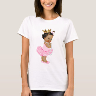 Ethnic Princess Baby T-Shirt