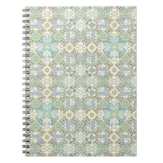 Ethnic Print Notebook