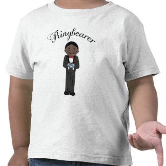 Ethnic Ringbearer Kids Tee Shirt