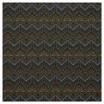 Ethnic seamless tribal boho pattern fabric