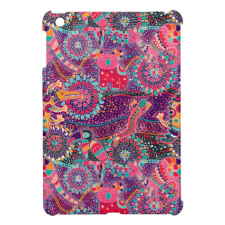 Ethnic Style Animal Pattern Cover For The iPad Mini