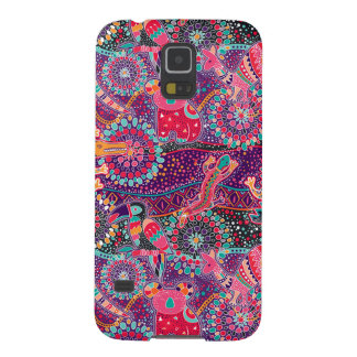 Ethnic Style Animal Pattern Galaxy S5 Covers