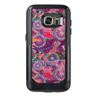 Ethnic Style Animal Pattern OtterBox Samsung Galaxy S7 Case