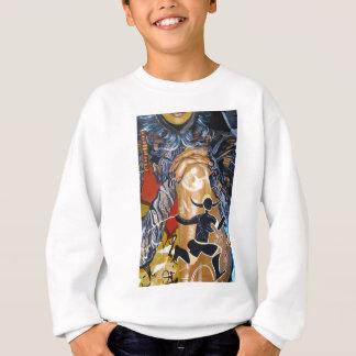 ''Ethnic'' Sweatshirt