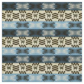 ethnic tribal african pattern fabric