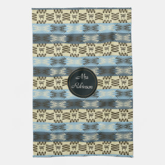 ethnic tribal african pattern kitchen towel