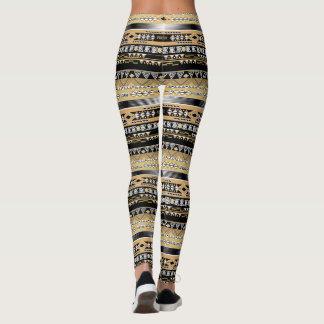 Ethnic , tribal, ornament leggings